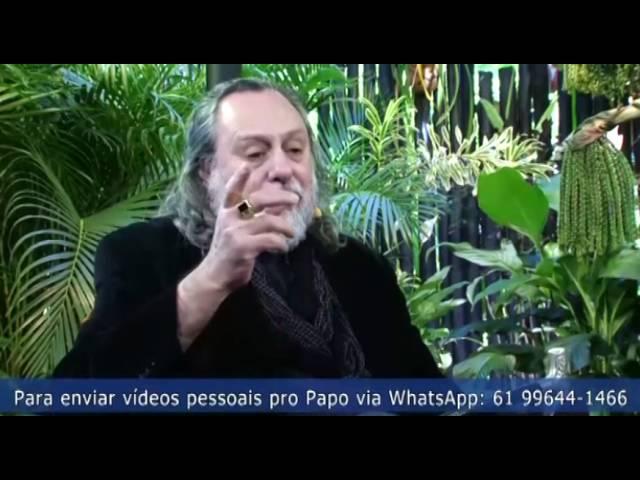 Faça como nosso irmão baiano, residente nos EUA. Envie seu vídeo pessoal para o Whatsapp do Papo!