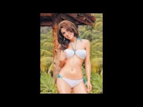 Blanca Garcia En Miss Nicaragua