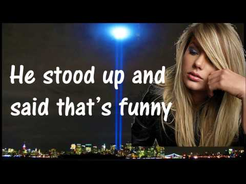 Taylor Swift- Didnt They (Lyrics) (Unreleased)