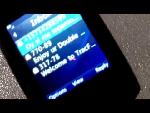 LG 440g Text to Speech in Spanish