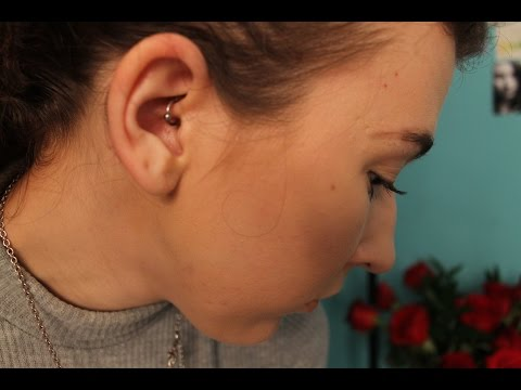 DAITH PIERCING: EXPERIENCE AND NO HEADACHES?
