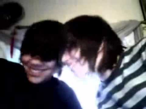 Hot Emo Boys Kissing video