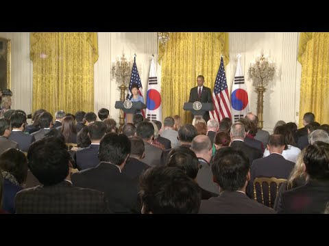 Obama sees no contradiction in ROK's relations with US, China