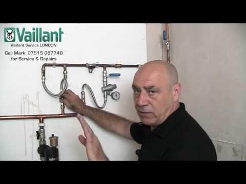 Vaillant Boiler How to use an external filling loop - www.noonews.ru