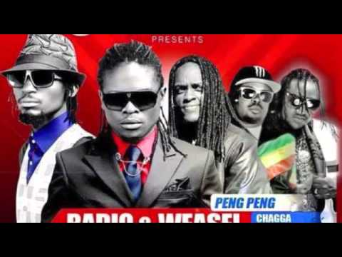 Radio and weasel 2015 Live in Denmark