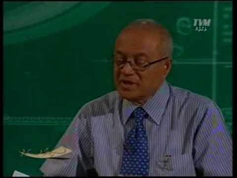 Maumoon Abdul Gayoom - Siyaasathu (Part 3 of 6)