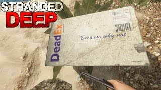 """Stranded Deep # 01 """"Pierwszy dzień na wyspie i porównanie do The Forest"""" [PL/HD]"""