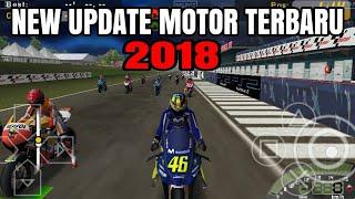 Update New Textures Motor 2018 { SBK09 mod MOTOGP2018 } ppsspp part3   Goblin tv 6.53 MB