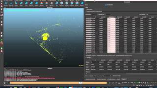 RealFlow 2015 sneak-peek: Spreadsheets operations over 84 Million Hybrido particles