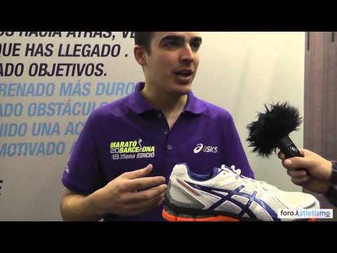 Zapatillas para maratón