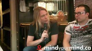 Apocalyptica Interview Part 1