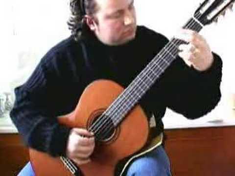 Antonio Lauro - Vals no3 (natalia)