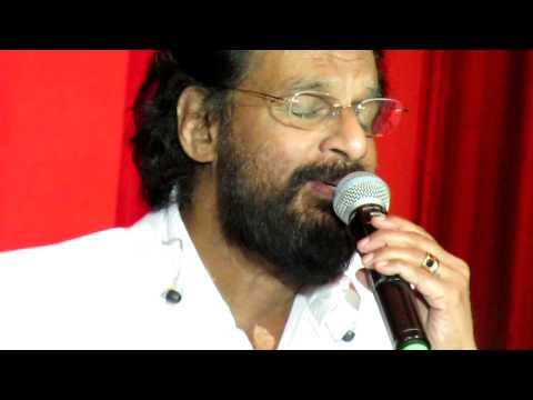 Yesudas. Singing Jab deep jale aana..