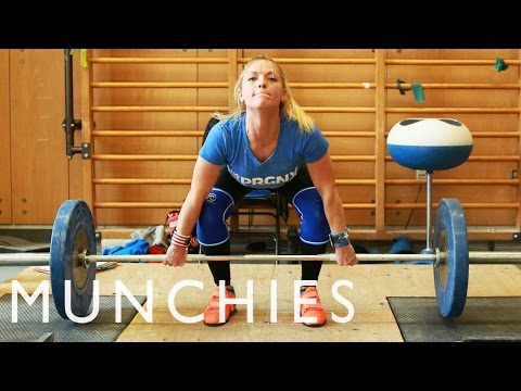 FUEL: Champion Weightlifter Morghan King Lifts Double Her Own Bodyweight