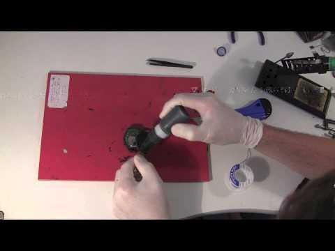 Bmw E38 E39 E46 X3 X5 Z4 Z4 Schl 252 Ssel Reparatur Youtube