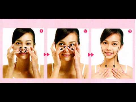 Asian Face Massage (Slimming and Toning)