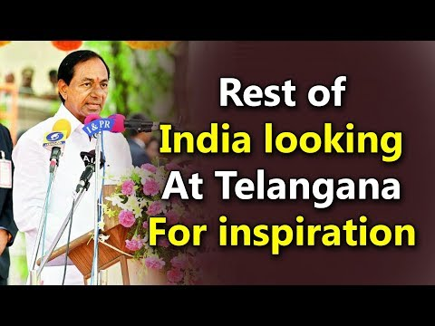 Rest Of India Looking At Telangana For Inspiration: KCR | State Formation Day | YOYO Times