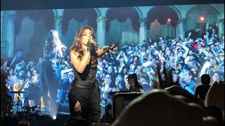 Download Lagu Crown - Camila Cabello (First time live) Never Be The Same Tour Vancouver 2018 Gratis STAFABAND