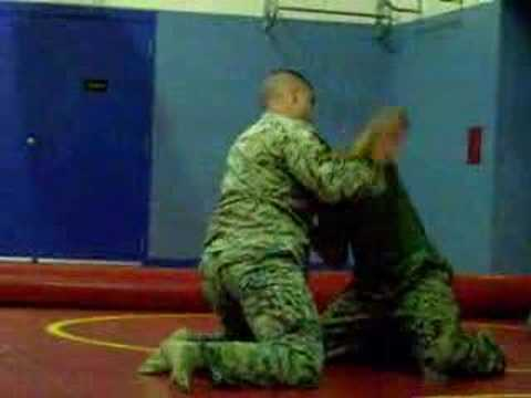 Marine Corps Security Force Martial Arts Instructor Course Image 1
