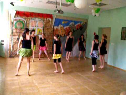 Leśny Osrodek Szkoleniowy, Puszczykowo, Nauka Tańca Irlandzkiego