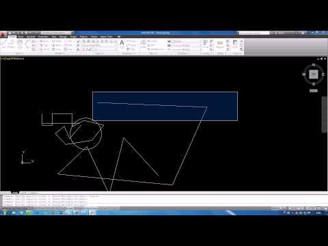 Autocad 2012 comandos básicos - Delyel Silva