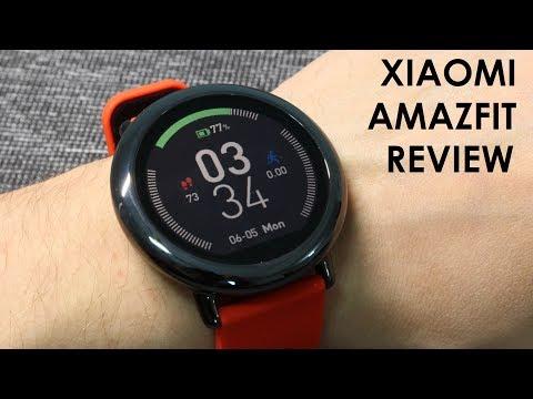 Xiaomi Amazfit Smartwatch - Akıllı Saat - Review - İnceleme