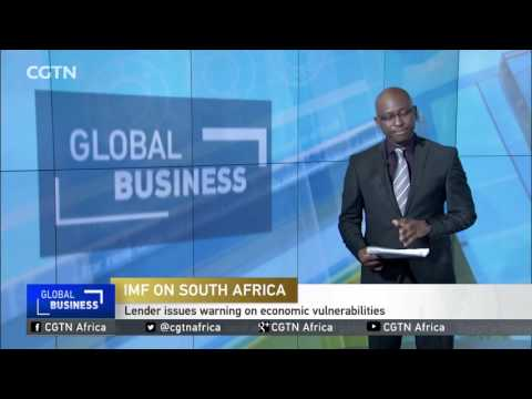 IMF warns South Africa over economic vulnerabilities