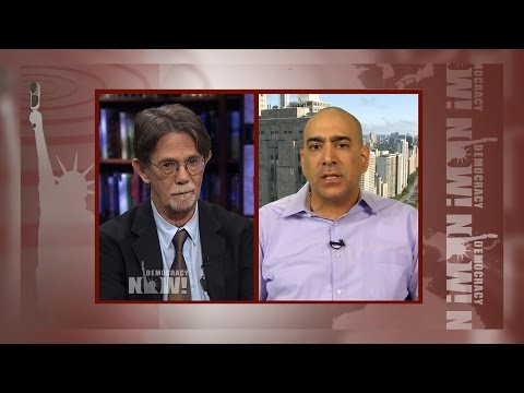 A Debate on Gaza: Ali Abunimah of Electronic Intifada vs. J.J. Goldberg of the Jewish Daily Forward