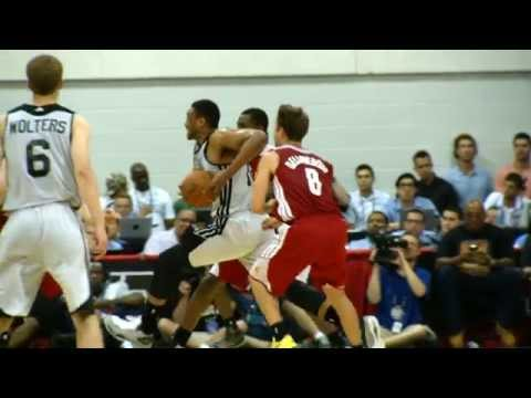Phantom: Andrew Wiggins and Jabari Parker Debut