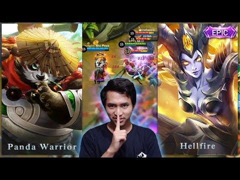 AKAI TOP LURAH + IRITHEL TOP NERAKA = AUTO MVP - Mobile Legends Indonesia