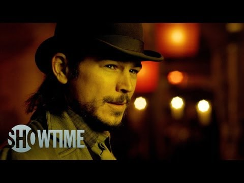 Penny Dreadful: Josh Hartnett is Ethan Chandler