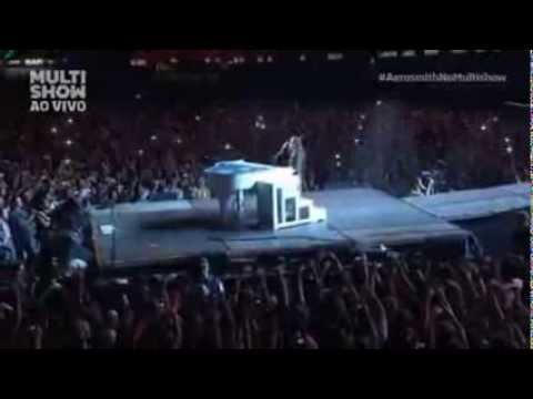 Aerosmith - Dream On - Monsters Of Rock Brasil 2013