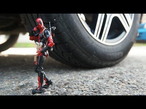 CAR VS DEADPOOL