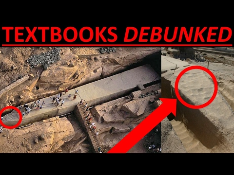 1,200 TON Egyptian Obelisk - Lost Ancient High Technology (Debunking Textbooks) Ancient Civilization