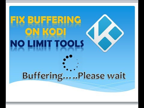 KODI Fire stick not streaming - Buffering Fix & Streaming Issues - No LIMIT TOOLS