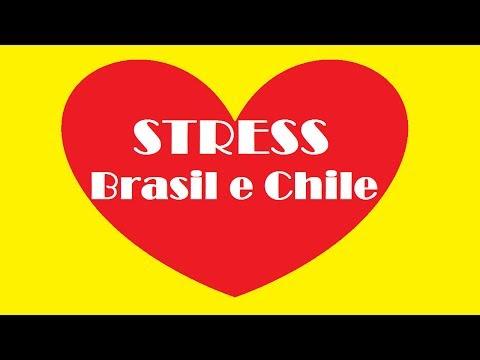 PSICOLOGIA ESPORTIVA: O Stress da Seleção Brasil e Chile. Copa 2014