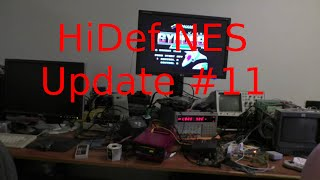 HiDef NES Update #11:  The Update Update!