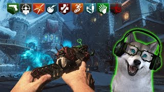 Black Ops 4 Hype - Der Eisendrache Pistols Only Easter Egg Boss Fight! (Black Ops 3 Zombies)