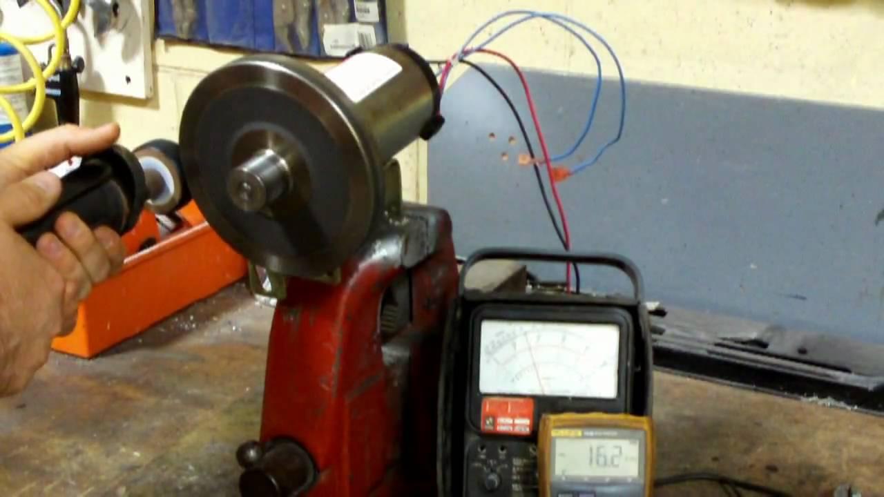 Gs Electric Treadmill Motor For Wind Generator