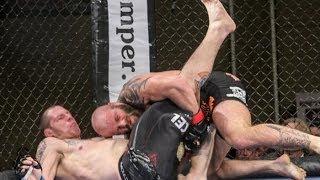 Mike Florio Vs Jim Elmer MMA (Broken Leg - Graphic)