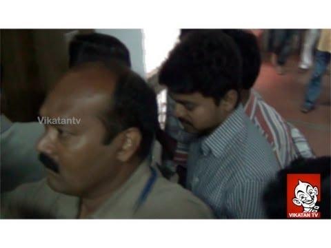 'Thuppakki' needs Police protection – Actor Vijay