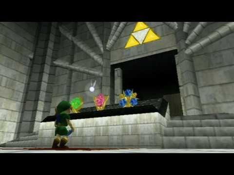 The Legend of Zelda Ocarina Of Time 3DS WISHLIST
