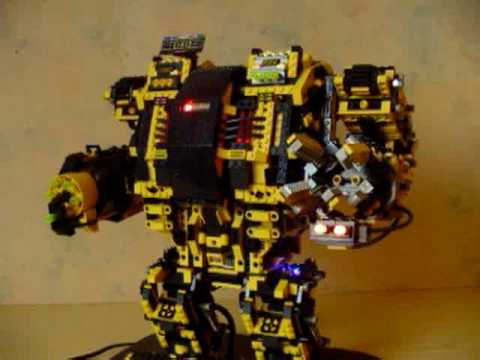 AVR Lego Robot - Dreadnought