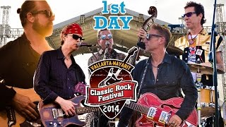 Classic Rock Festival - First day Friday