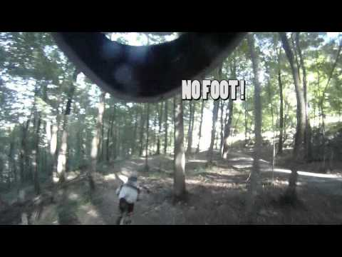 Mountain Bike in Bromont: Go Pro HD
