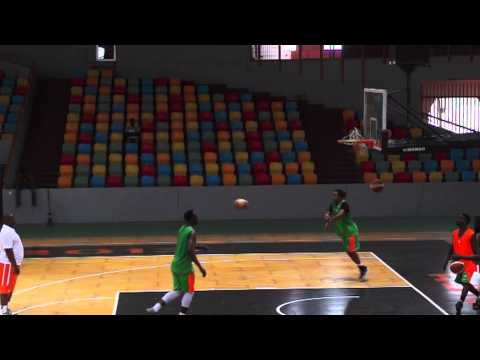 Afrobasket 2015: phantom Côte d'ivoire training- Afrique Sport info
