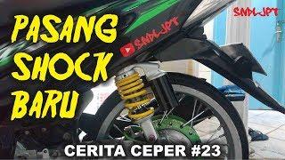 CERITA CEPER #23 REVIEW SHOCK TABUNG COSTUM / SNDLJPT #teamSAPUJALAN