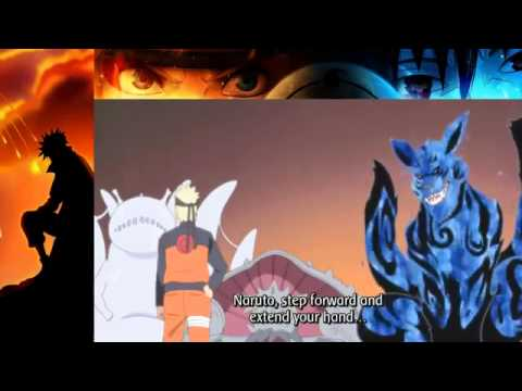Naruto meets THE TAILED BEAST.