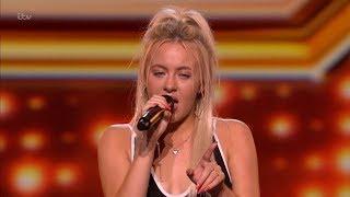 The X Factor UK 2018 Molly Scott Auditions Full Clip S15E01