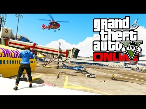 GTA 5 Online - Cheats, Hacks & Patch 1.09 Overview (GTA V)